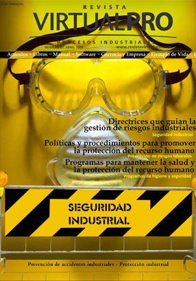 Seguridad industrial - Prevención de accidentes industriales