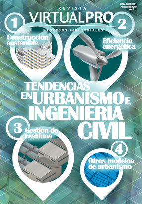 Tendencias en urbanismo e ingeniería civil