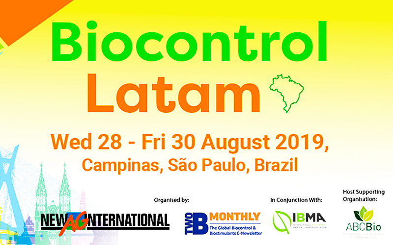 The largest international event covering Biocontrol in Latin America