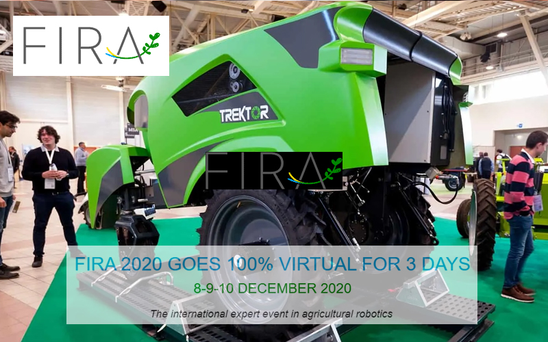 FIRA 2020 GOES 100% VIRTUAL FOR 3 DAYS