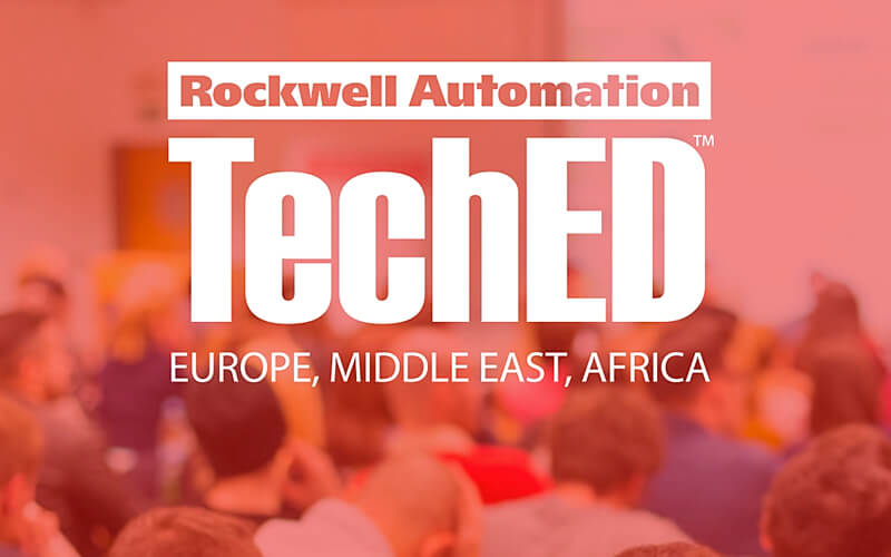 Rockwell Automation TechED EMEA
