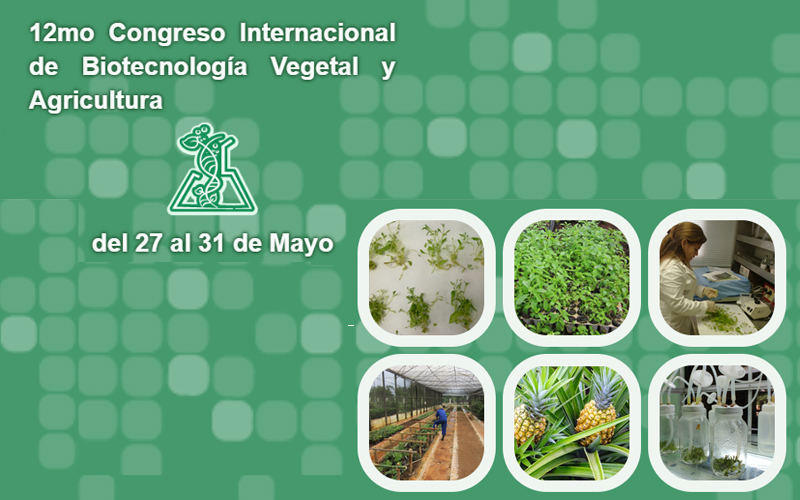 2th International Congress on Plant Biotechnology and Agriculture