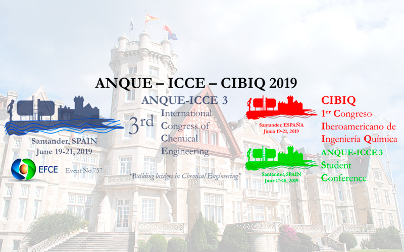 3rd ANQUE-ICCE International Congress of Chemical Engineering