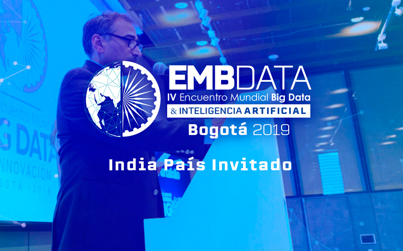 EMBDATA IV Encuentro Mundial Big Data e Inteligencia Artificial 2019