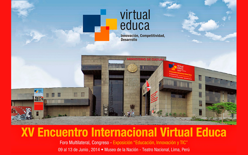 Virtual Educa Perú 2015