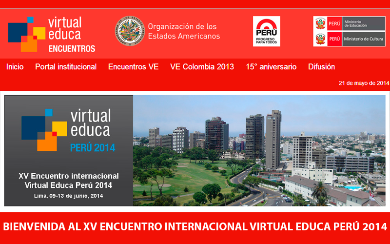Virtual Educa Perú