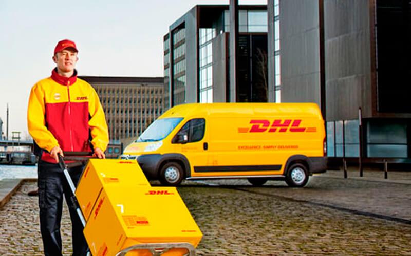 Dhl Lanza En Colombia Express Easy Innovador Servicio