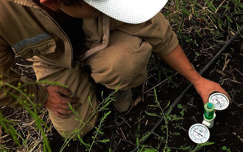Resultado de imagen para Tensiometro riego plantas