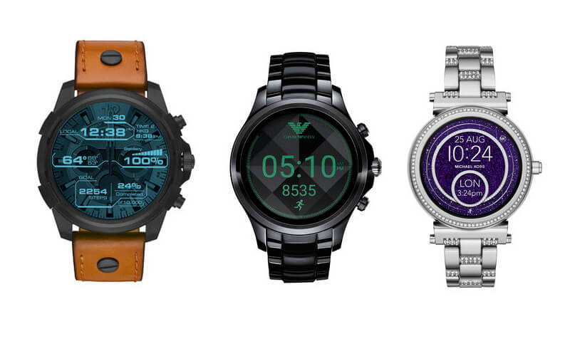 Fossil Group and Google Hit the Accelerator on Fashion-First Smartwatches