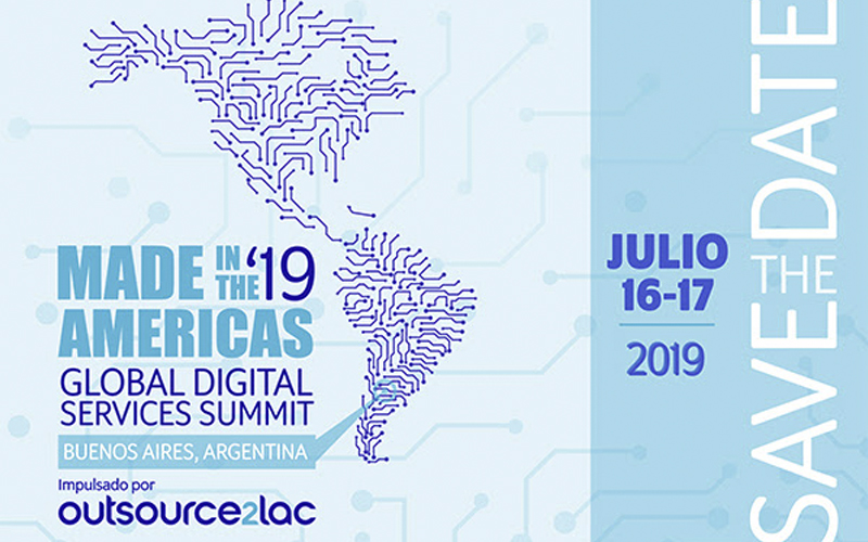 Made in the Americas 2019 Global Digital Services Summit Julio 16 y 17