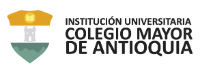 Institucion Universitaria Colegio Mayor de Antioquia